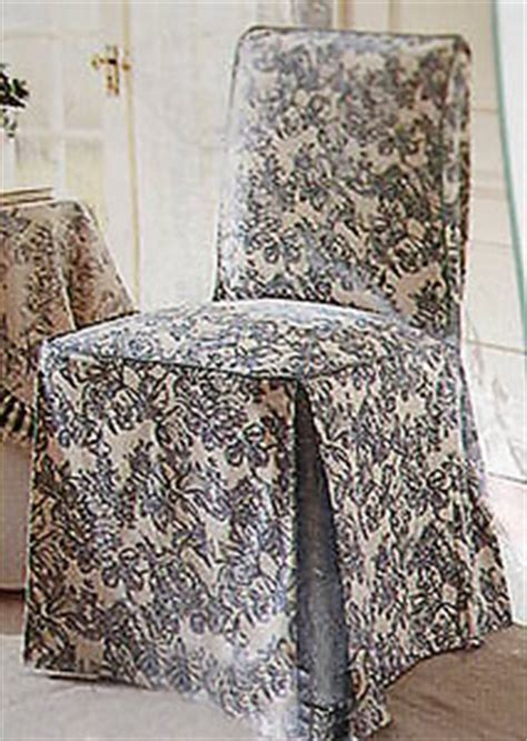 waverly slipcovers sale waverly blue garden floral toile chair slipcover new ebay
