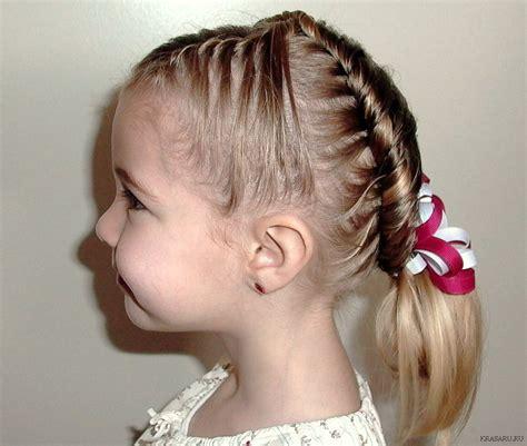 hair style for a nine ye прически для девочек оригинальные идеи