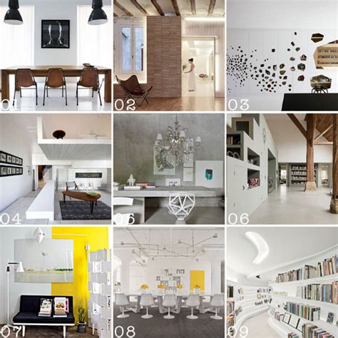 interior design  archive yellowtrace