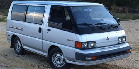 mitsubishi van 1988 jack kelly 1990 mitsubishi van specs photos modification