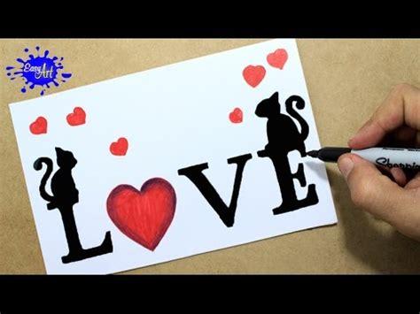 imagenes de i love you como dibujar love how to draw love letters targetas de