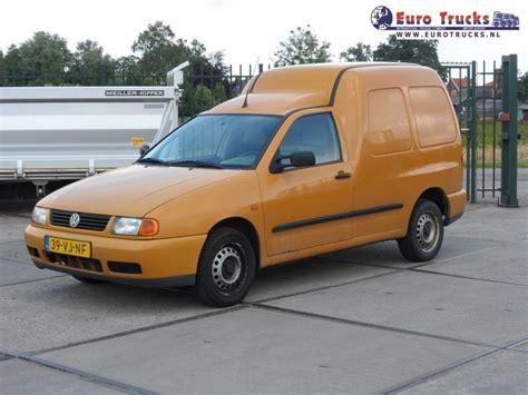 volkswagen caddy 1999 verkauf von volkswagen caddy kastenwagen aus holland
