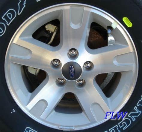 2005 ford ranger rims 2005 ford ranger oem factory wheels and rims