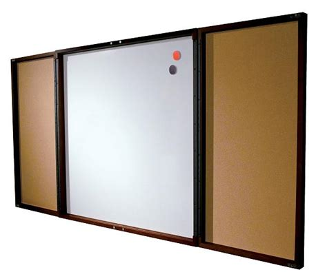 executive dry erase board cabinet cherry best rite executive conference cabinet markerboard 3 x3
