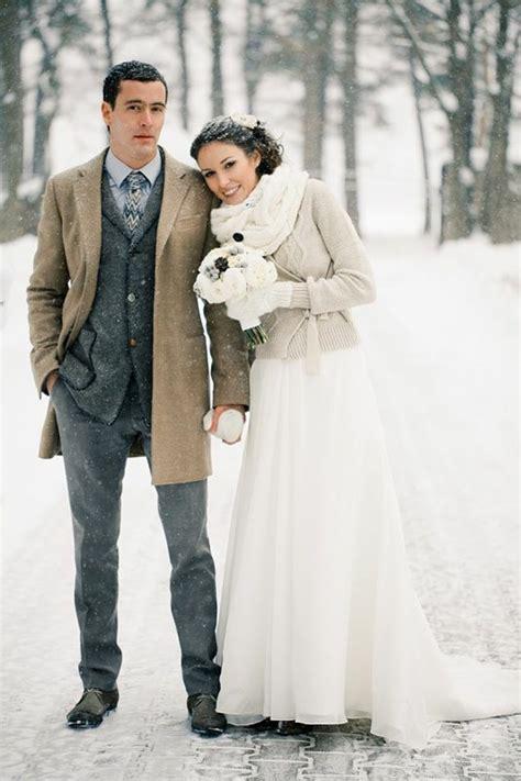 Brautkleider Winter by La Robe De Mari 233 E D Hiver 45 Photos Qui Vont Vous