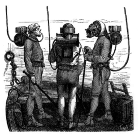 past of dive history of scuba diving yesterday today the future
