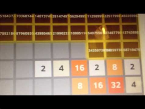 2048 record: 131072 tile (2064512 points) | funnycat.tv