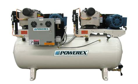 item std151 5 hp power duplex tank mounted oilless scroll air compressor on compressed air