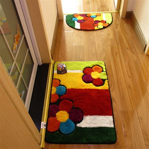 Handmade Floor Mats - aliexpress buy handmade doormat for floor bathroom