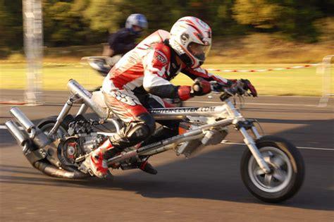 Schnellstes Motorrad Viertelmeile by Scooter Center Fest Event