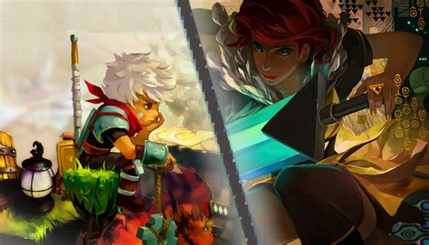 transistor or bastion the steam sale deals you don t want to miss out on