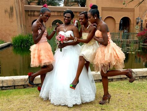 Mzansi Perfect Wediing Latest Pictures | 6 controversial couples from our perfect wedding page