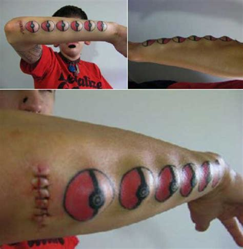 best 24 crazy 3d tattoos design idea for men and women
