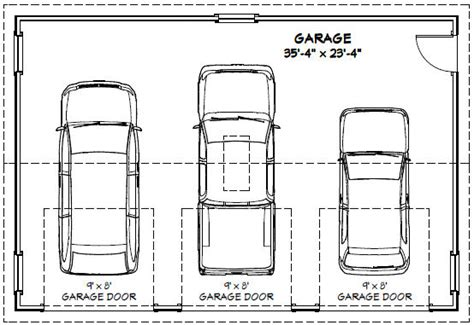 garage size garage dimensions google search andrew garage
