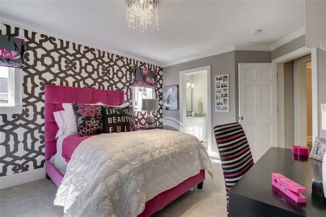 stylish girls bedrooms 25 cool kids bedrooms that charm with gorgeous gray