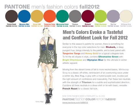 fashion design guide thediva style design guide fall 2012 pantone fashion colors