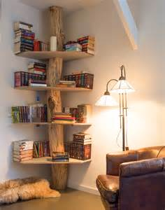 Branch Bookshelf 5 Unique Bookshelves That Are Actually Real Trees