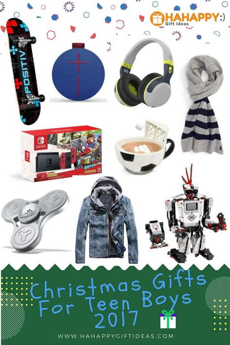 christmas gifts for teen boys most wished gift ideas for boys 2017 hahappy