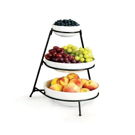 Tiered Fruit Stand Kitchen by Best 28 Tiered Fruit Stand Images On Other