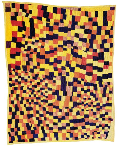 the beautiful chaos of improvisational quilts collectors