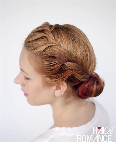 hair bun styles with get ready fast with 7 easy hairstyle tutorials for wet