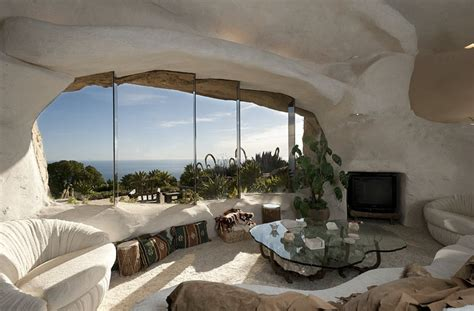 flintstones house flintstones style house in malibu
