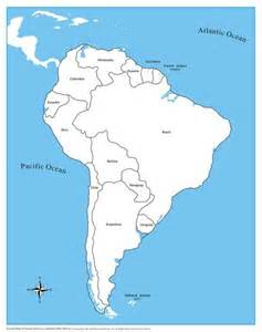 south america map with names 1000 images about geography continent south america