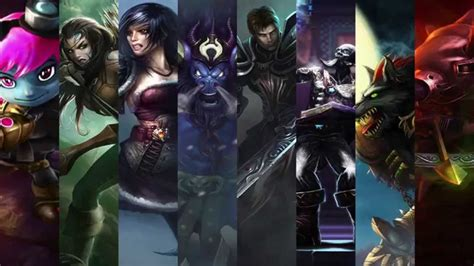 skins all 4 league of legends how to get all 4 free league of legends