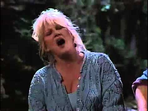 show me toseann barrs new blond hairdo roseanne bonnie sings quot you really got a hold on me