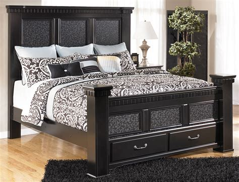 eastlake 8 pc canopy cal king bedroom set orange county king bedroom set brooklyn sleigh bedroom set king 6 pc