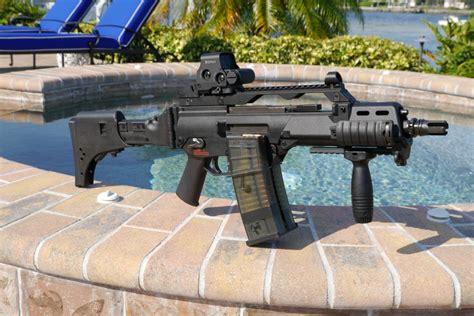 Trigger Guard M4 M4a1 Hk416 gun review heckler koch g36c the about guns