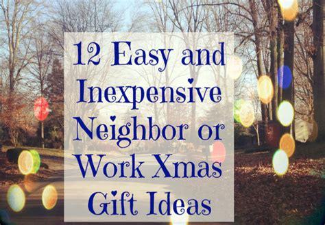 neighbor bake holiday ideas 12 easy or work gift ideas mythirtyspot