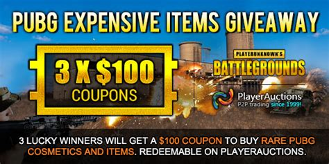 Pubg Giveaway - steam giveaway mmo game promo code official playerauctions blog