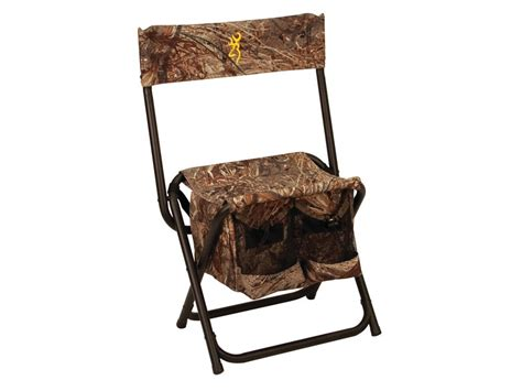 browning dove shooter chair steel frame seat mossy