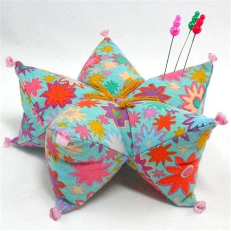 Patchwork Pincushion Pattern - pillow pattern pincushion pattern patchwork