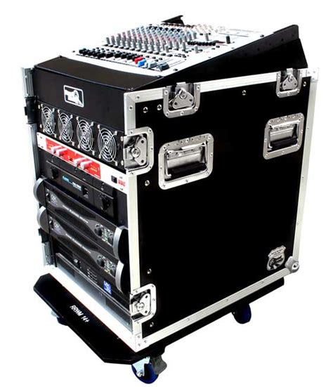 12u Rack by 12u Slant Rack With 12 Vertical Units Road Ready Cases Nz