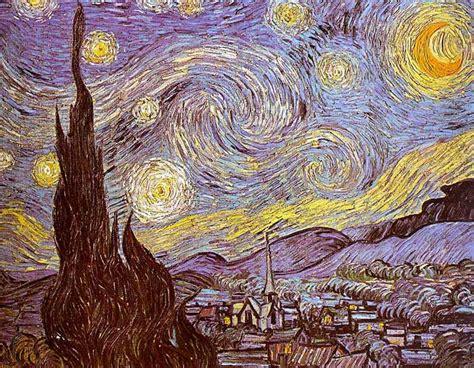 wordlesstech starry night by vincent van gogh van gogh starry night painting