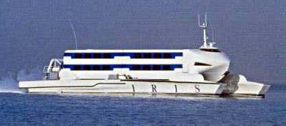 fast boat dubrovnik korcula ferry catamaran korcula hvar split hvar korcula