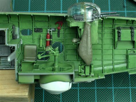 B 25 Mitchell Interior by Accurate Miniatures B 25g Sharkmouth Atlantic Sea Search