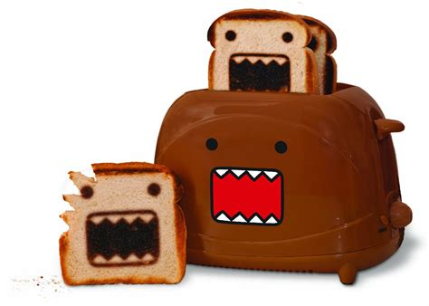 Domo Toaster cool stuff domo toaster times new