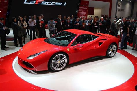 Ferrari Price by 2016 Ferrari 488 Gtb Review Price Specs 0 60mph Topspeed