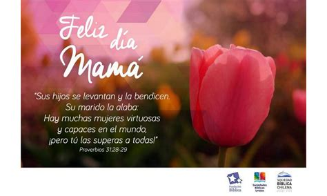 imagen con versiculo por el dia dr las madres ideas para el d 237 a de la madre sociedad b 237 blica chilena