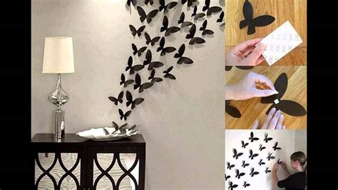paper craft ideas for home decor wall craft decorations ideas youtube