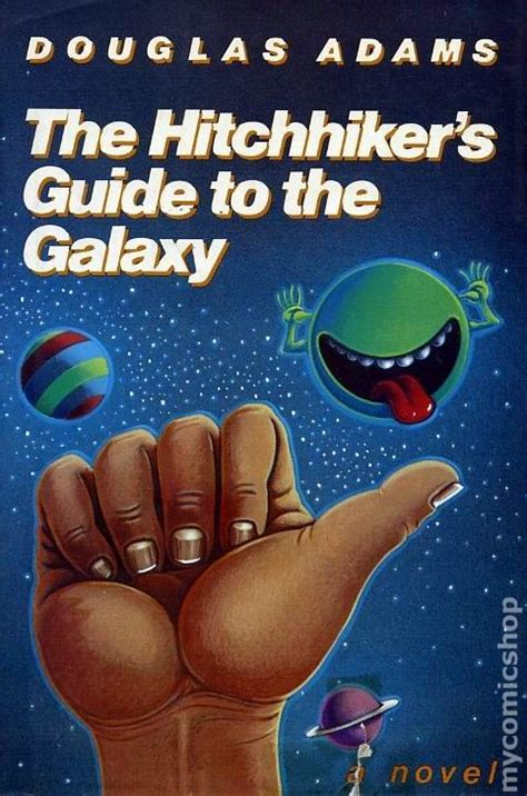 the guide to guides books comic books in hitchhiker s guide to the galaxy books