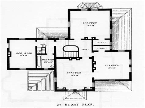 queen anne house plans historic old victorian house floor plans old victorian queen anne