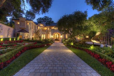 Garage Style Homes bel air mansion beverly hills magazine