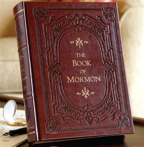 picture book of mormon the book of mormon heirloom edition deseret book
