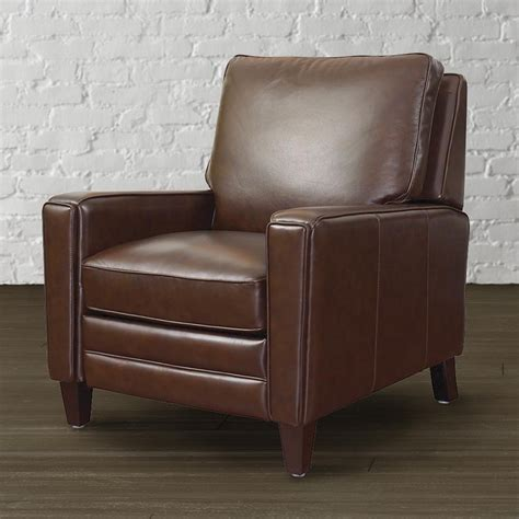 brown leather recliner armchair brown leather armchair pictures 02 small room decorating