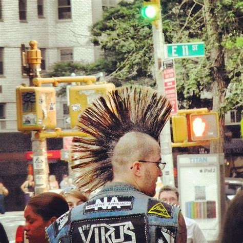 what does mohawk symbolize mohawk definition meaning