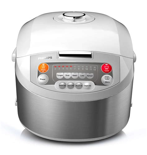 Rice Cooker Mini Philips viva collection fuzzy logic rice cooker hd3038 62 philips